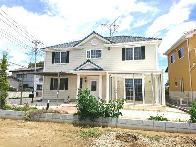 中古住宅 千葉県東金市 4LDK+WIC+サンルーム 売約済