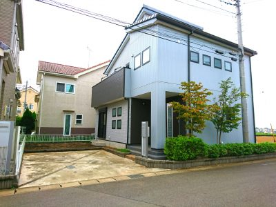 中古住宅 3LDK+WIC 千葉県八街市